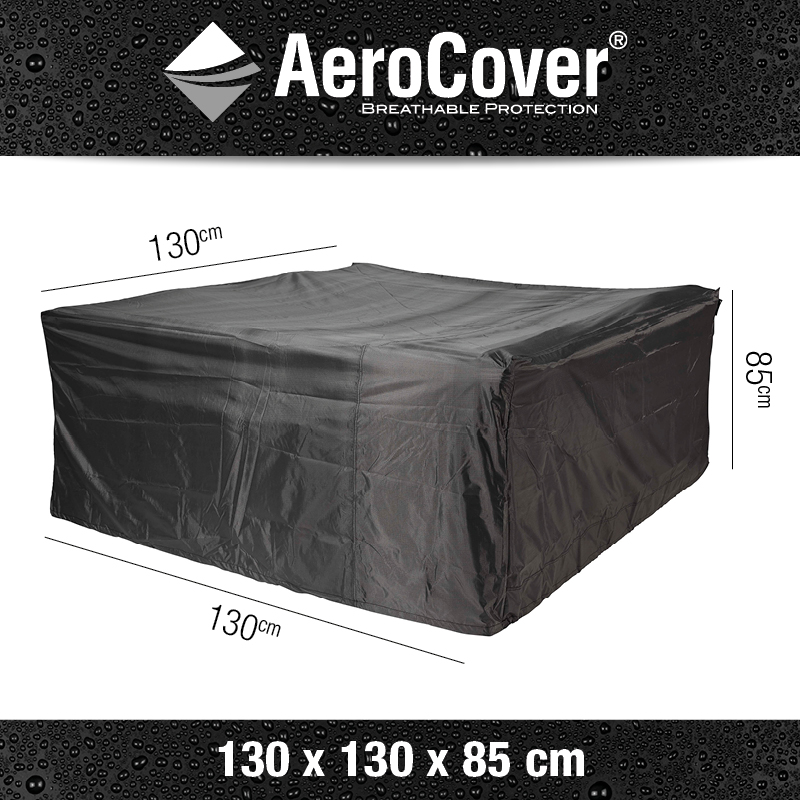 Aerocover tuinsethoes 130x130x85 ademend