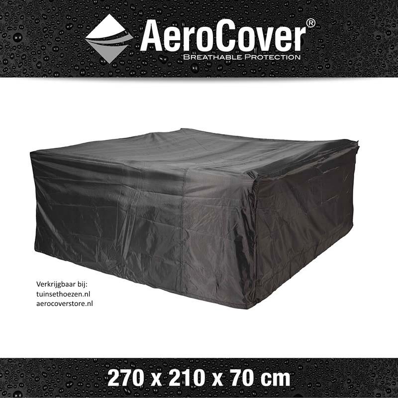 270x210xH70 ademende afdekhoes AeroCover