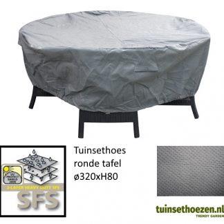 Tuinsethoes ø320xH80 SFS