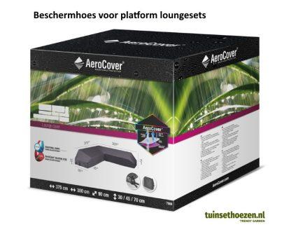 Beschermhoes platform loungeset